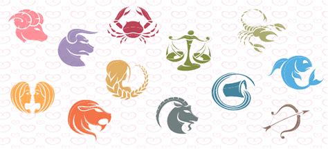 zodiac signs colors zodiac signs color characteristics and