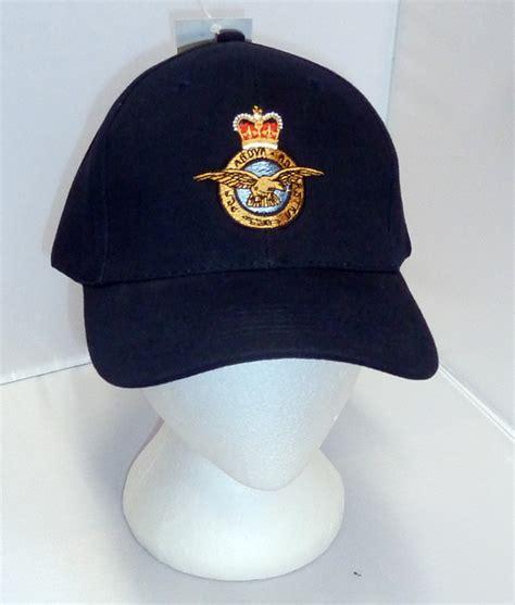 royal australian air force baseball caps caps the royal air force baseball cap embroidered with the