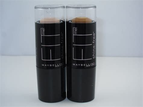 Maybelline Fit Me Foundation Stick maybelline fit me shine free stick foundation for fall 2013 musings of a muse