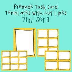 math task card templates summer learning loss the problem and some solutions