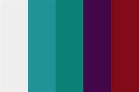burgundy color palette bedroom teal and burgundy color palette