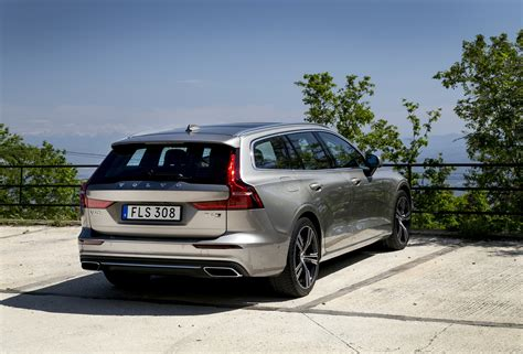 2019 Volvo In by 2019 Volvo V60 Review Autoguide