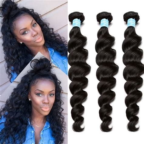 wave hair 3 pcs hair