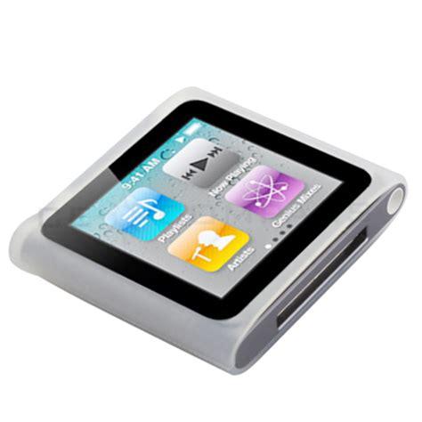 Ipod Nano 6 Rubber color silicone gel rubber soft skin cover for apple ipod nano 6th 6 6g ebay