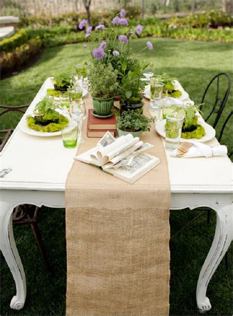 Garden Wedding Shower by Green Garden Bridal Shower Guest Feature Celebrations