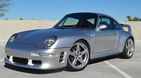 1 Of The 29 Porsche Ruf Ctr2 S Is For Sale