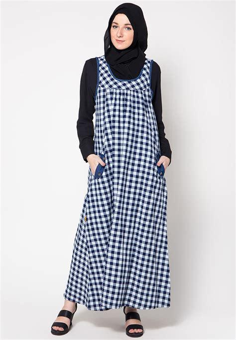 Baju Gamis Sederhana 17 Pilihan Model Baju Gamis Terpopuler Untuk Wanita