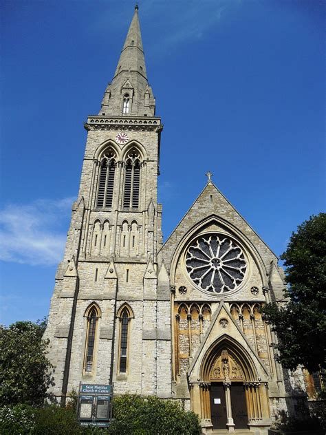 anglican churches in london