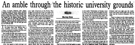 murray dow walk articles johnny murray dow walk articles johnny boy s walkabout