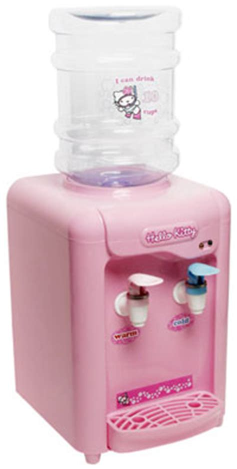 Dispenser Hello Pink Fanta hello water cooler it really never ends gearfuse