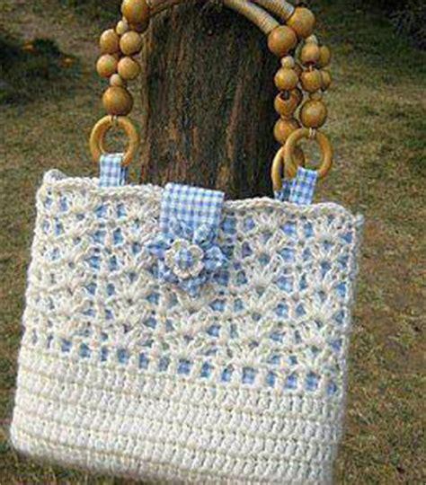 rectangular tote bag pattern rectangular crochet lace bag pattern crochet kingdom