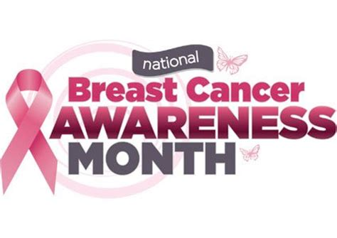 October Is Breast Cancer Awareness Month 2 2 by October Is National Breast Cancer Awareness Month The