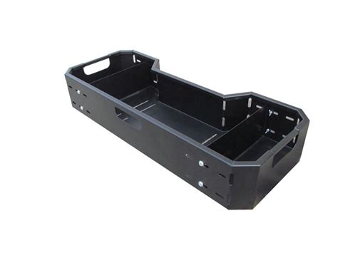 Atv Front Rack Box by Universal Cargo Box 66lfor Atv Rack Front Or Rear Steel