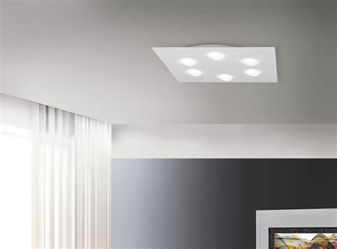 illuminazione led per interni plafoniere a led per interni