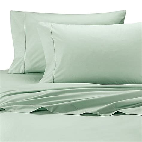 egyptian cotton percale sheets buy ultimate percale egyptian cotton queen sheet set in