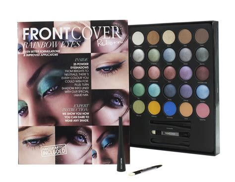 boots makeup frontcover cult sell out make up set rainbow is back
