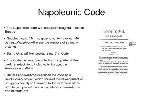the code napoleon or the civil code literally translated from the original and official edition published at in 1804 classic reprint books napoleon