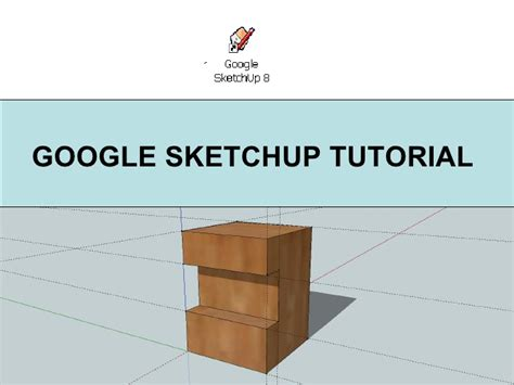 google sketchup castle tutorial sketchup tutorial