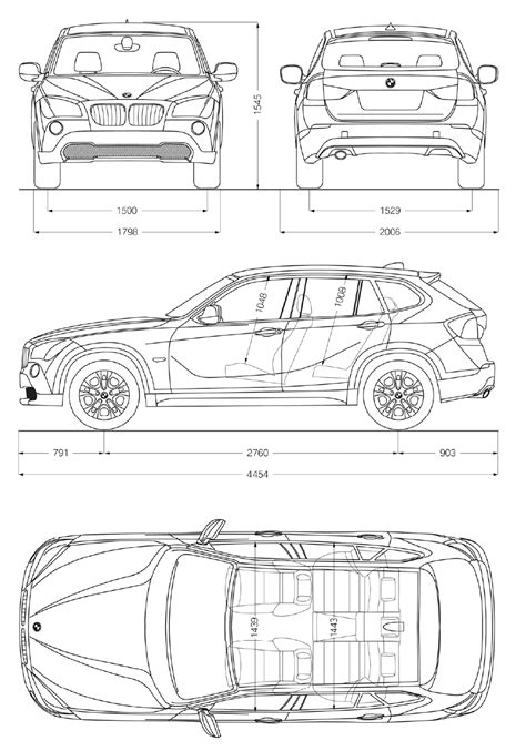 Bmw 1er 2018 Abmessungen by Bmw X1 E84 2009 2015 Topic Officiel Page 6 X1