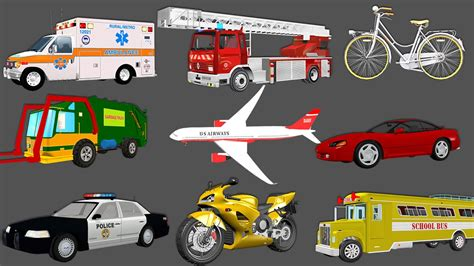 transport vehicles transportation vehicles for children vehicles phonic