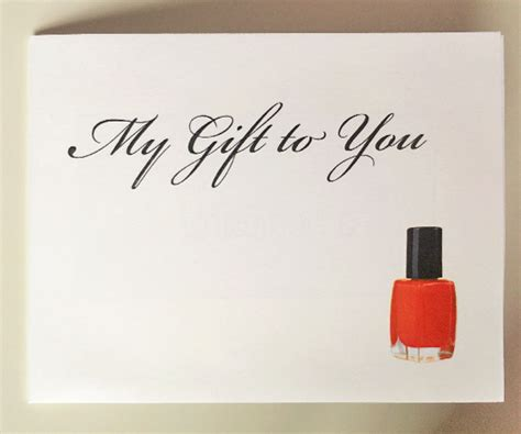 Pedicure Gift Card - pedicure gift card pop up