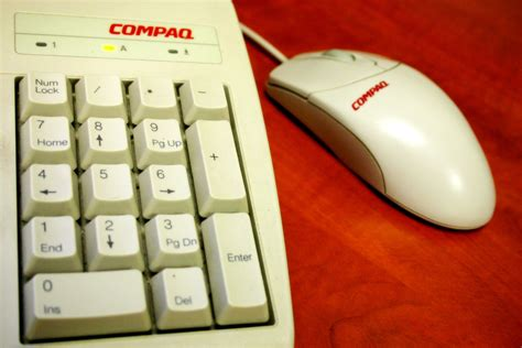 Mouse Compaq file compaq keyboard and mouse jpg wikimedia commons