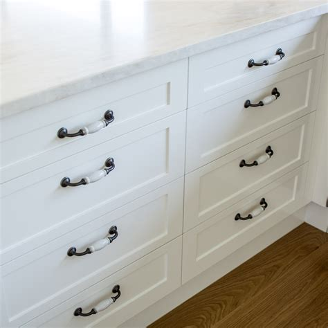 classy curves simple handle free contemporary cabinetry light modern kitchen design build