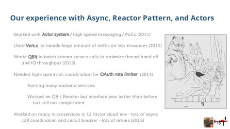 javascript actor pattern reactive java promises and streams with reakt javaone