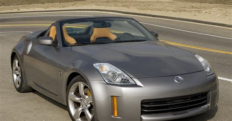 2009 nissan 350z roadster pricing announced