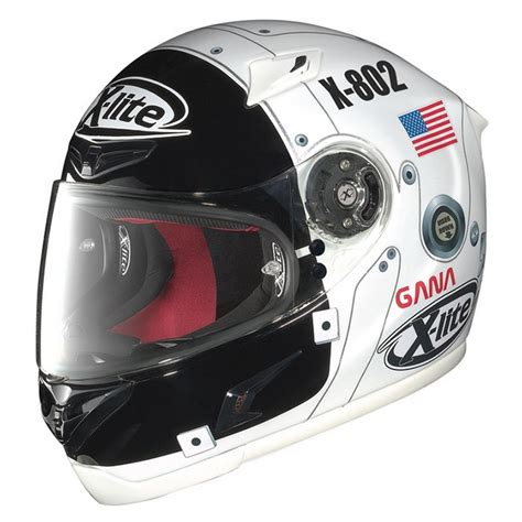 Helm Nolan Lorenzo Nolan X Lite X802r Lorenzo Moon 78429