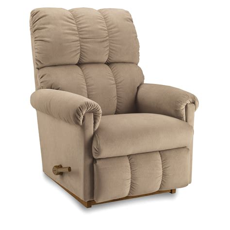 small power recliner chair la z boy aspen rocker recliner tan