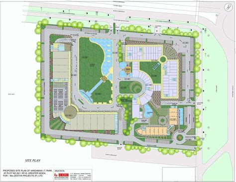 layout plan greater noida layout plan vardhamans divine i valley at knowledge park
