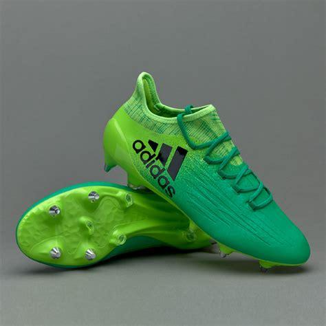 Sepatu Adidas Speed Takes Quickforce 5 1 Green Blue Badminton Shoes welcomed adidas x 16 1 sg solar green black