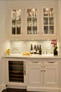 Kitchen Bar Cabinet Traditional Kitchen With Storage Ideas Home Bunch Interior Design Ideas
