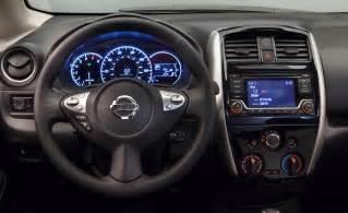 Nissan Versa Note Interior 2015 Nissan Versa Note Sr Interior Photo