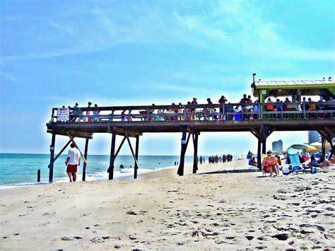 Tiki Bar Nc Carolina Tiki Bar Photograph By Joan Meyland