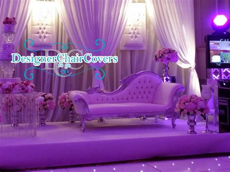 Sofa Hire For Weddings by Gold Wedding Sofa