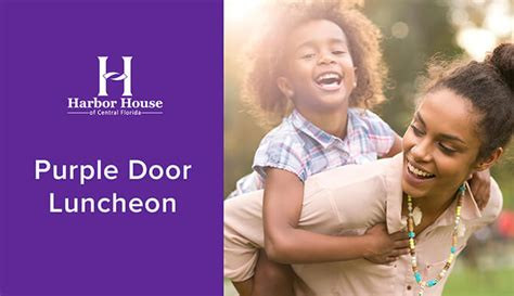 harbor house appleton harbor house of central florida s purple door luncheon 2017 appleton creative