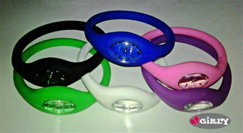Jam Tangan Karet Gelang girly shop jam tangan gelang karet