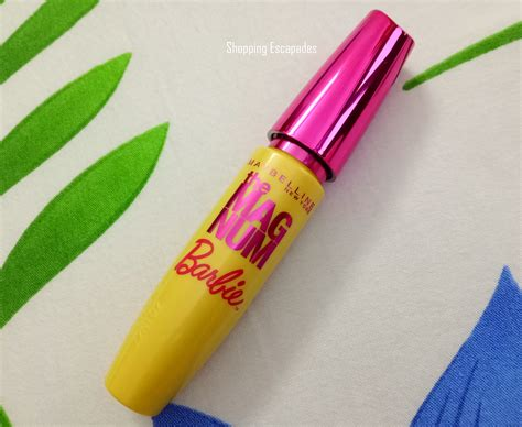 Review Mascara Maybelline Magnum maybelline the magnum mascara review