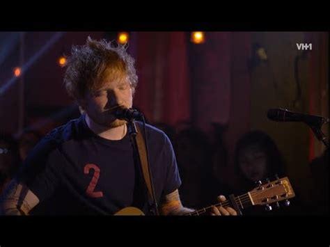 Ed Sheeran Give Me Love Live Room - ed sheeran you need me i don t need you doovi