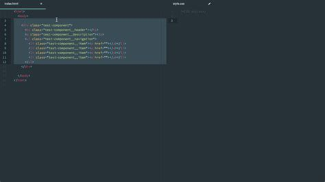 format html code in atom ardcore atom html to css atom io plugin generate css from