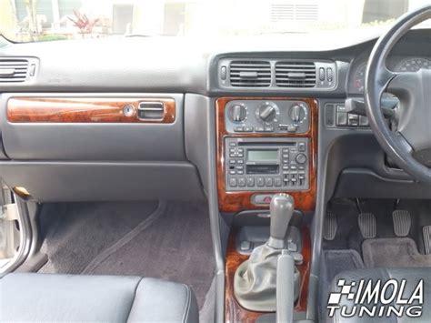 dash trim kit rhd volvo    manual gearbox digital ac