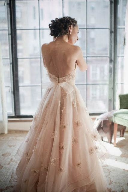 Wedding Baby Got Back by Backless Dresses Baby S Got Back 2068177 Weddbook