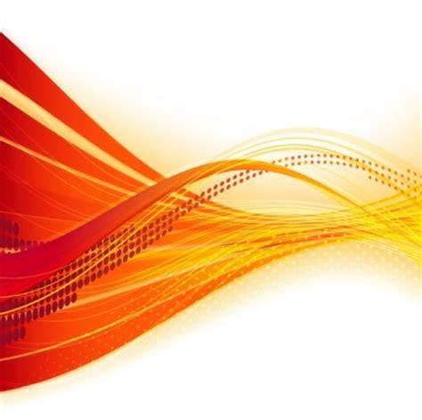 wallpaper garis orange 동적 흐름 라인 bannervector 벡터 배너 무료 벡터 무료 다운로드