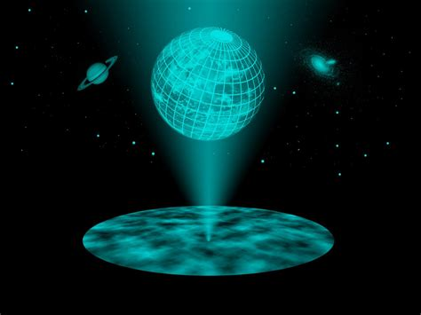 hologramm le the universe is still not a hologram