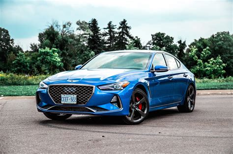 2019 Genesis Sport by Review 2019 Genesis G70 3 3t Sport Awd Car