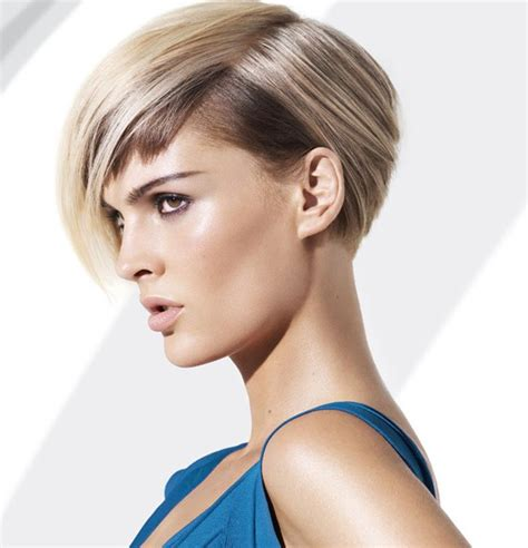 short wedge hairstyles 2014 side view of wedge haircut styles weekly