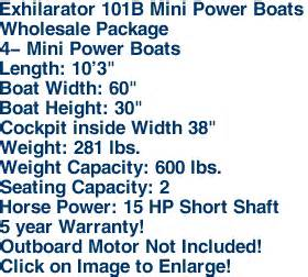 small boat packages small rental speed boat package