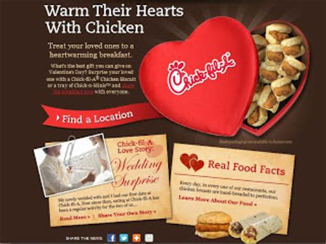 fil a valentines day fast food fil a forget the on